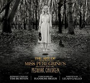 [The Art Of Miss Peregrine's Home For Peculiar Children (Hardcover) (Product Image)]