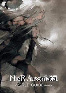 [NieR: Automata World Guide: Volume 2 (Hardcover) (Product Image)]