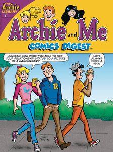 [Archie & Me: Comics Digest #7 (Product Image)]