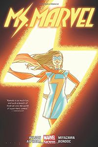 [Ms Marvel: Volume 2 (Hardcover) (Product Image)]