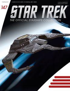 [Star Trek Starships #147: Barans Raider (Product Image)]