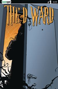 [The cover for D Ward #1 (Cover A)]
