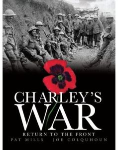 [Charley's War: Volume 5: Return To The Front (Hardcover) (Product Image)]