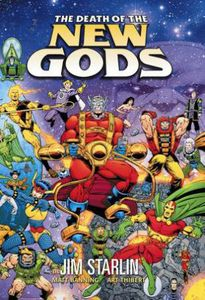 [New Gods: Death Of The New Gods (Titan Edition) (Product Image)]