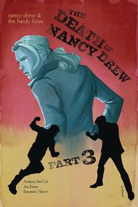 [Nancy Drew & The Hardy Boys: Death Of Nancy Drew #3 (Cover A Eisma) (Product Image)]