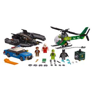 [LEGO: DC Superheroes: Batman Batwing & The Riddler Heist (Product Image)]