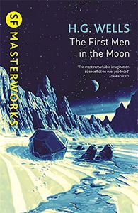 [S.F. Masterworks: The First Men In The Moon (Product Image)]