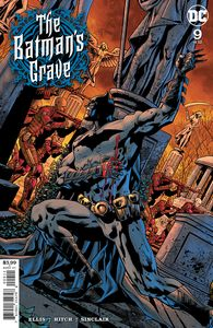 [Batman's Grave #9 (Product Image)]