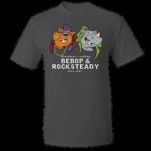 [Teenage Mutant Ninja Turtles: T-Shirt: Bebop & Rocksteady (Product Image)]