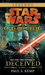 [Star Wars: The Old Republic: Book 2: Deceived (Product Image)]