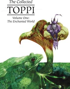 [The Collected Toppi: Volume 1: Enchanted World (Hardcover) (Product Image)]
