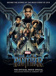 [Black Panther: Official Movie Special (Hardcover) (Product Image)]