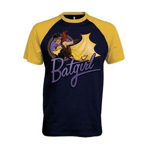 [DC Bombshells: T-Shirt: Batgirl (Product Image)]