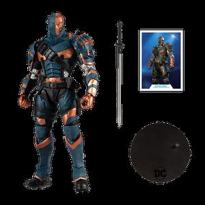 [Batman: Arkham Origins: DC Gaming Action Figure: Wave 2: Deathstroke (Product Image)]