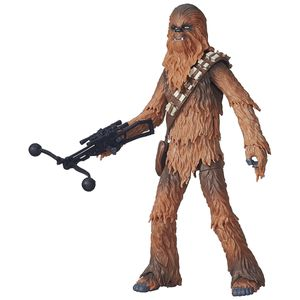 [Star Wars: The Force Awakens: Black Series: Wave 1 Action Figures: Chewbacca (6 Inch Version) (Product Image)]