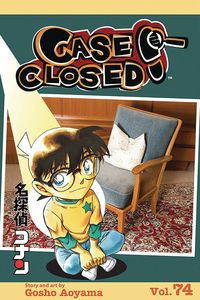 [Case Closed: Volume 74 (Product Image)]