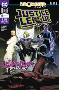 [Justice League #12 (Drowned Earth) (Product Image)]