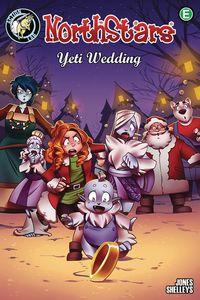 [Northstars: Volume 2: Yeti Wedding (Hardcover) (Product Image)]