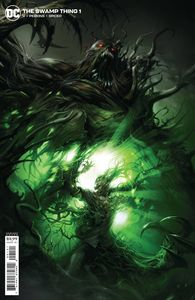 [Swamp Thing #1 (Cover B Francesco Mattina Variant) (Product Image)]