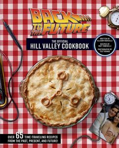 [Back To The Future Cookbook (Hardcover) (Product Image)]