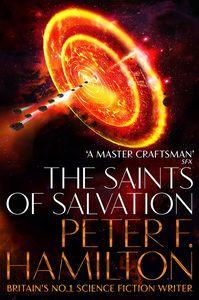 [The Saints Of Salvation (Signed Hardcover) (Product Image)]