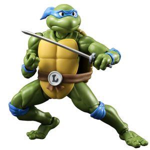 [Teenage Mutant Ninja Turtles: SH Figuarts Action FIgures: Leonardo (Product Image)]