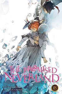 [The Promised Neverland: Volume 18 (Product Image)]