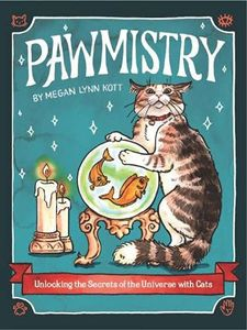 [Pawmistry: Unlocking The Secrets Of The Universe With Cats (Product Image)]