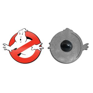 [Ghostbusters: Enamel Pin Badge: No Ghost Icon (Product Image)]