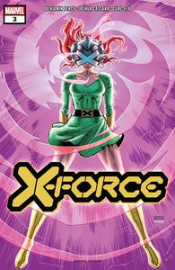 [X-Force #3 DX (Product Image)]
