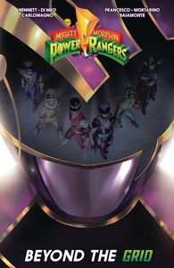 [Mighty Morphin Power Rangers: Beyond The Grid (Product Image)]