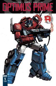 [Transformers: Optimus Prime: Volume 1 (Product Image)]