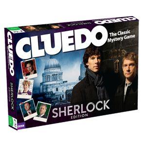[Cluedo: Sherlock Edition (Product Image)]