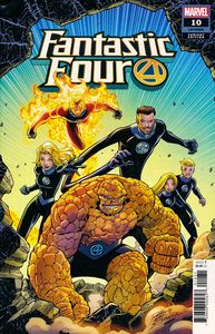 [Fantastic Four #10 (Lim Walmart Exclusive Variant) (Product Image)]