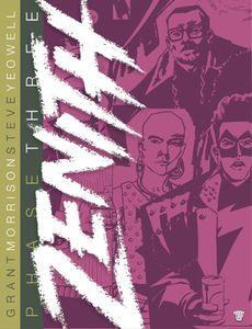 [2000AD: Zenith: Phase 3 (Hardcover) (Product Image)]