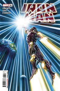 [Iron Man #6 (Product Image)]