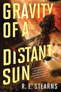 [Shieldrunner Pirates: Book 3: Gravity Of A Distant Sun (Product Image)]