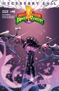 [Mighty Morphin Power Rangers #48 (Cover A Campbell) (Product Image)]
