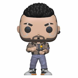 [Cyberpunk 2077: Pop! Vinyl Figure: V (Male) (Product Image)]