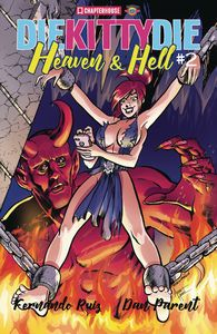 [Die Kitty Die: Heaven & Hell #2 (Cover A - Ruiz) (Product Image)]
