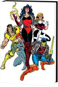 [Avengers Gathering: Omnibus (Hardcover) (Product Image)]