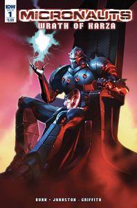 [Micronauts: Wrath Of Karza #1 (Product Image)]