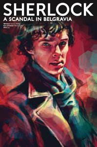 [Sherlock: Scandal In Belgravia #3 (Cover A Zhang) (Product Image)]