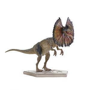 [Jurassic Park: Art Scale Statue: Dilophosaurus (Product Image)]
