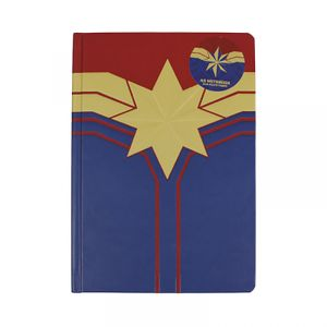 [Marvel: A5 Notebook: Captain Marvel (Product Image)]