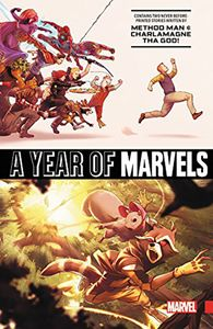 [A Year Of Marvels (Product Image)]