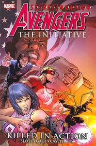 [Avengers: The Initiative: Volume 2: Killed In Action (Product Image)]