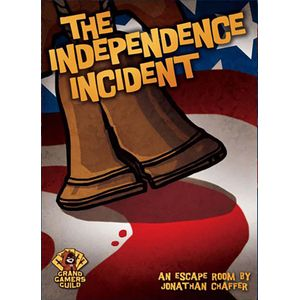 [Holiday Hijinks: The Independence Incident (Product Image)]