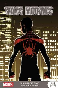 [Miles Morales: Ultimate End (Product Image)]