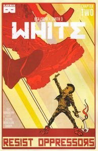 [White #2 (Forbidden Planet Exclusive Brame Variant) (Product Image)]